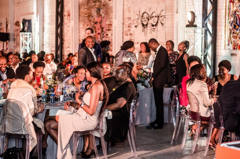 Art Auction Ubuntu Pathways Gala Dinner 2018 © Mia Mokgofe 2018 2