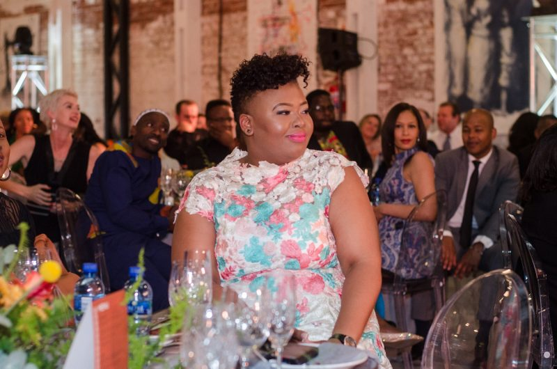 Art Auction Ubuntu Pathways Gala Dinner 2018 © Mia Mokgofe 2018 8