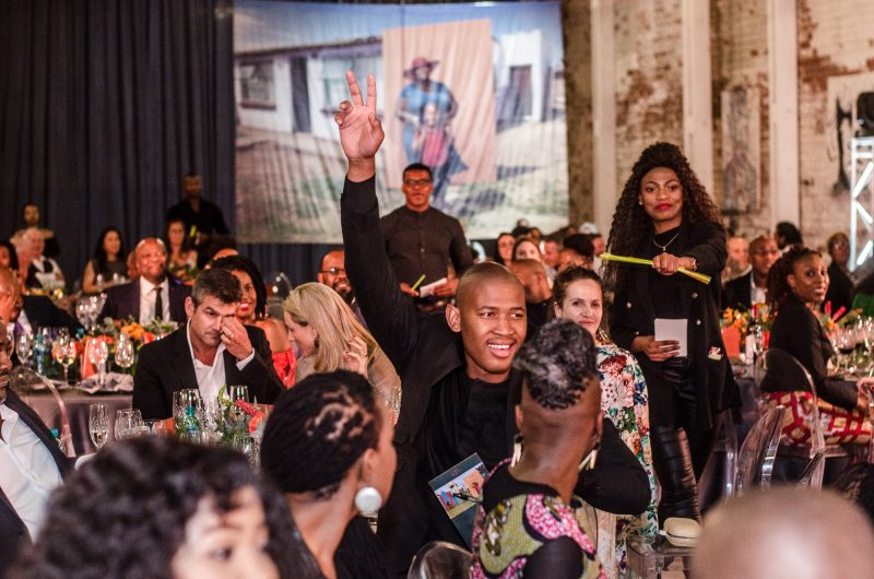 Art Auction Ubuntu Pathways Gala Dinner 2018 © Mia Mokgofe 2018 9