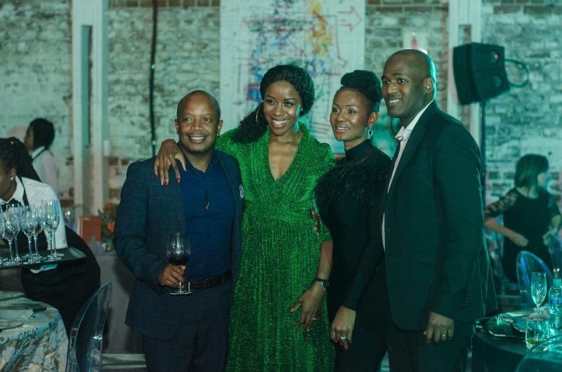 Party Pics Ubuntu Pathways Gala Dinner 2018 © Mia Mokgofe 2018 46