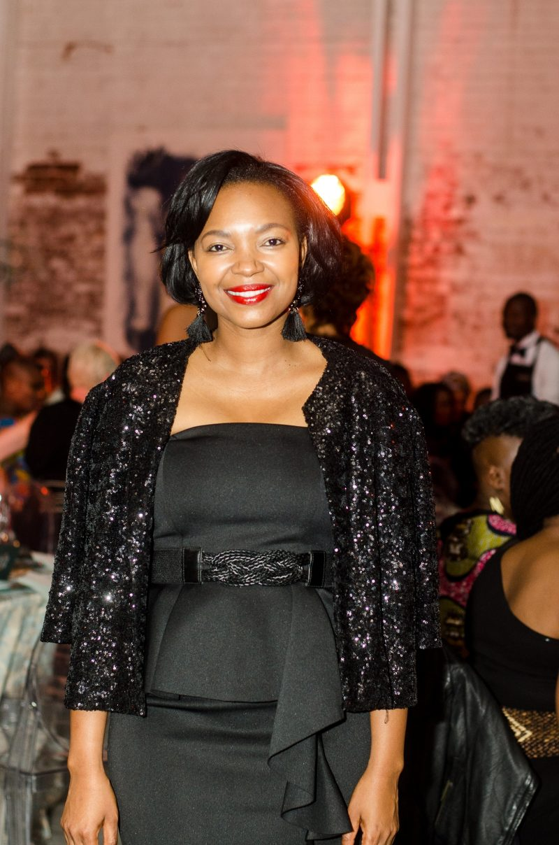 Red Carpet Ubuntu Pathways Gala Dinner 2018 © Mia Mokgofe 2018 42