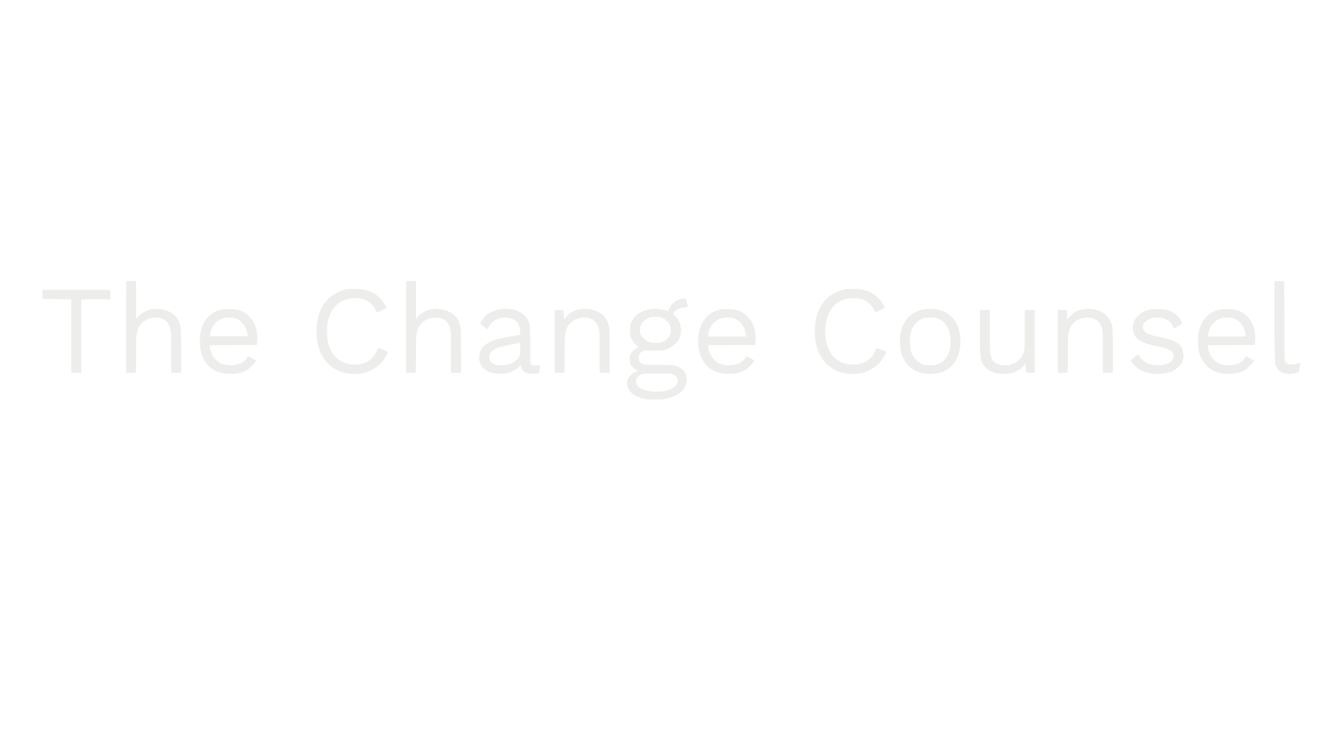 Change Counsel