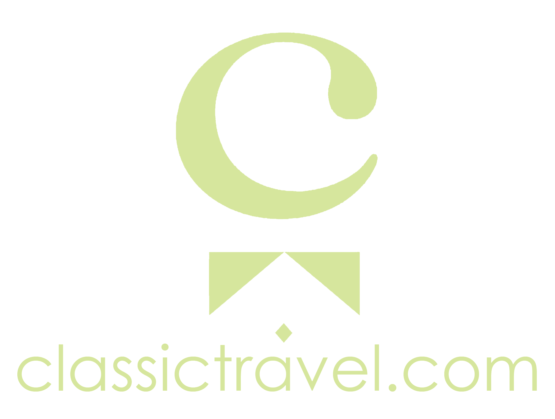 Classic Travel Logo Keylime
