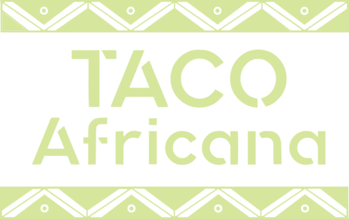 Taco Africana Logo Keylime